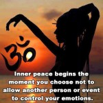 How to Find Inner Peace Using the Law of Attraction