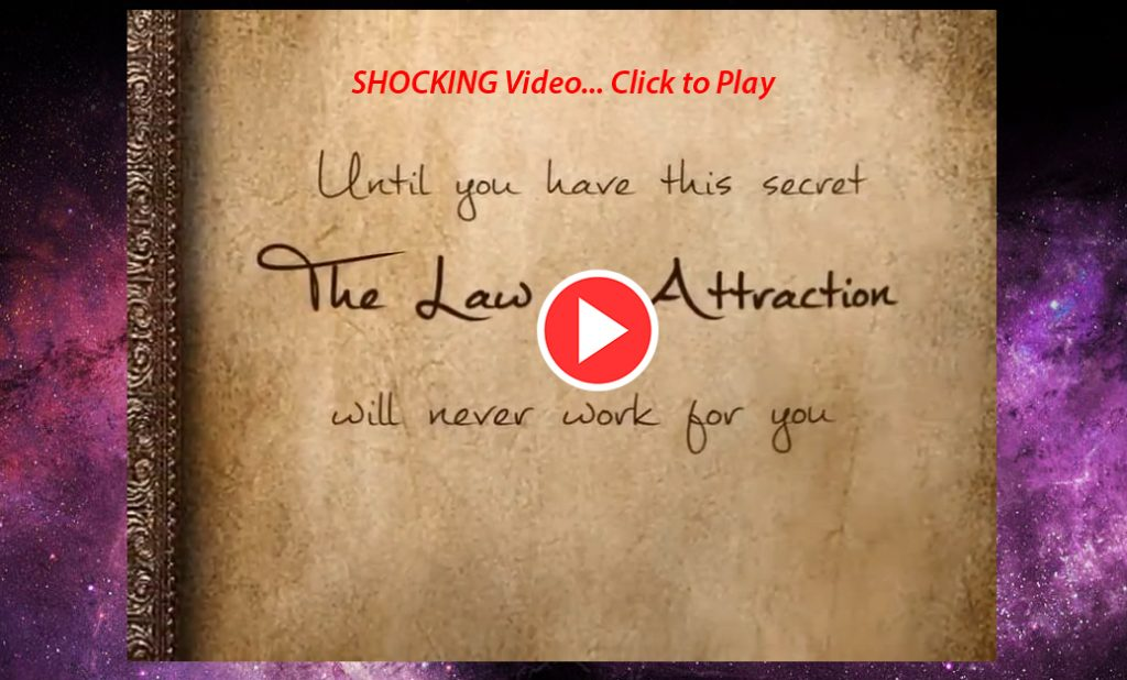 Law of Attraction video