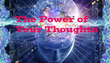 the power of your thoughts and the law of attraction